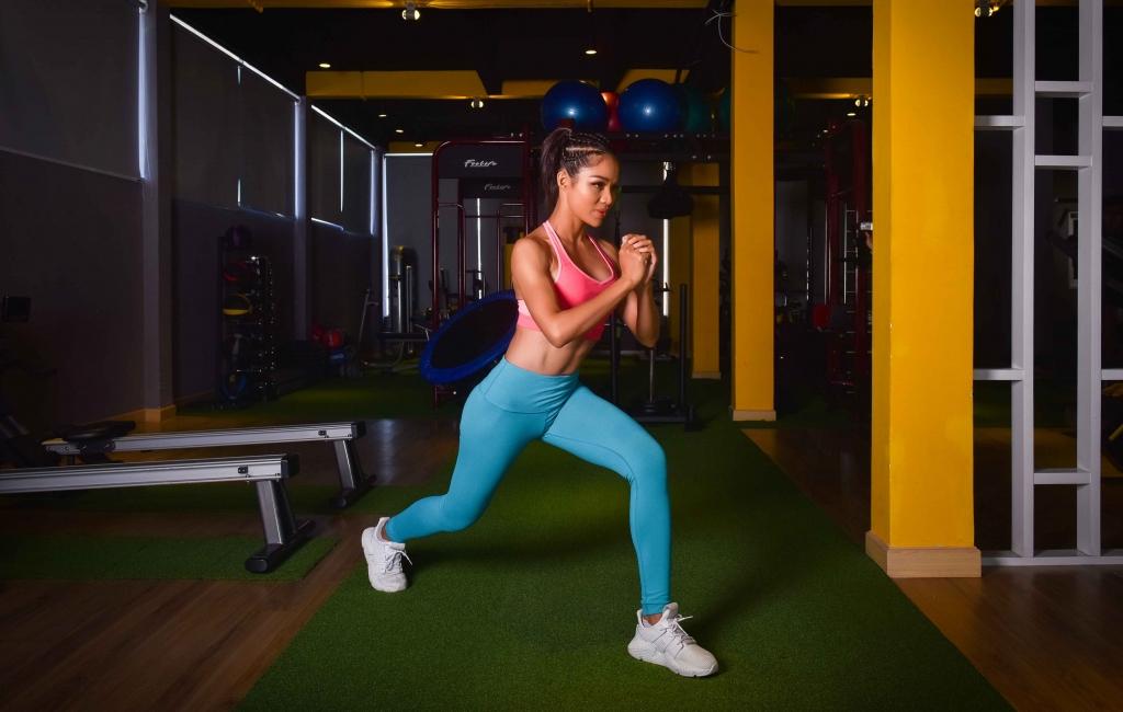 Những sai lầm của phụ nữ trong việc tập gym